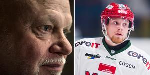 Leksandstränaren Roger Melin är osäker på hur Kristian Jakobsson och hans lagkamrater i Modo kommer att uppträda i kvällens match.