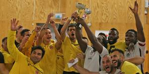 Delad glädje är dubble glädje för båda Edsbrolagen som stod mot varandra i finalen av Ankaret Futsal Cup. Segrade gjorde Edsbro Futsal.