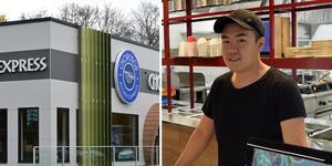 Jimmy Thai är chef för den nya restaurangen i Borlänge.