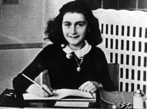 Anne Frank.Bild: Akrivbild/Scanpix
