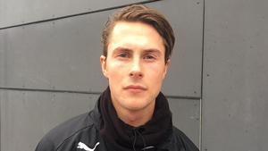 Målvakten Jonas Olsson tränar just nu med  ÖSK.
