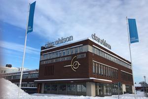Clas Ohlson har sitt huvudkontor i Insjön vilket gör att nästan alla företagets tjänstemän jobbar där.