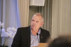 Tom Rymoen (M) blir kommunstyrelsens ordförande och kommunalråd.