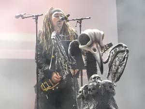Al Jourgensen i Ministry. Foto: Janne Mattsson.