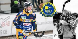 Andreas Eriksson och Boltic vill hitta tillbaka till klubbens forna glans.