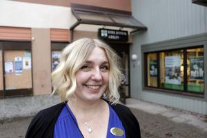 Stadshotellet har fortfarande några platser kvar om det skulle finnas någon mer som vill vara med på Vinterspår, berättar Sara Sporre.