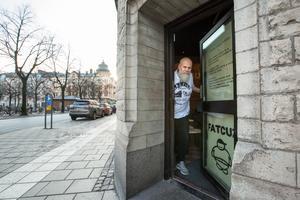 Michael Haraldsson är platschef på Fatcuz.