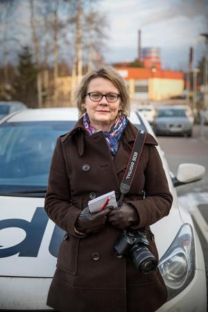 Karin Sundin är allmänreporter arbetar mycket med kommunal bevakning, bland annat om skolfrågor och äldreomsorg.