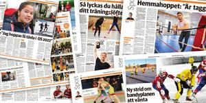 """Sedan den 1 september förra året är det redaktionen på Bbl/AT som gör sporten i tidningen. Tidigare var det sportredaktionen på VLT. """"Vi gör massor av lokal sport, men vi vill göra ännu mer och då behöver vi hjälp från föreningarna"""", säger Helena Tell, chefredaktör."""