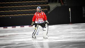 Jesper Thimfors fortsätter i Villa Lidköping i ytterligare två säsonger. Bild: Andreas tagg.
