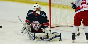 22-årige Hällberg stod 21 matcher för Kramfors-Alliansen den gångna säsongen.