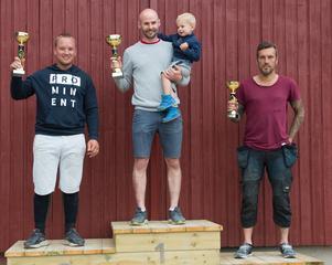 I breddklassen kom Patrik Hjerpe från Uppsala MK trea, Tobias Mörsky, NMK, tvåa och Henrik Åsbring körandes för Upplands Väsby MK tog hem segern.