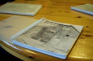 Boken om Kvarnsveden släpps på lördag.