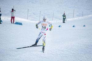 Filip Danielsson fortsätter imponera i U23-VM. Arkivfoto: Ida Danielsson