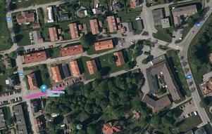 Klockaregaran i Askersund ska byta namn till Loggatan. Det tycker föreningen Gamla Askersund och kommunstyrelsen går på deras förslag.Karta: Hitta.se
