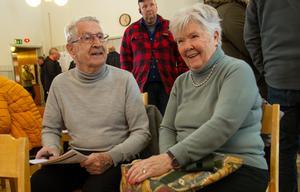 Lars och Maud Broddling har ett fritidshus i Bränna. De hade en funderingar inför att deras avloppslösning ska inventeras.