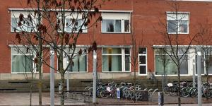 Här, på Campus i Borlänge, hade VTI sitt kontor.