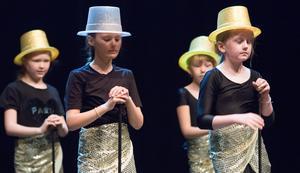 Ragtime. Dans till The Entertainer blev det två gånger denna dag.