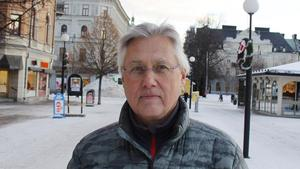 Anders Svalander, 66 år, pensionär, Granloholm.