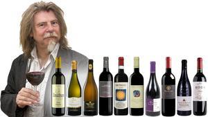 Vinexpert Sune Liljevall skriver denna vecka om vinnyheter på Systembolaget i oktober.