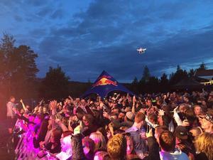 Midsommarfesten 2015 Foto: Privat