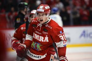 Filip Hållander minns att han har spelat med Timrå sen han var runt tre år, nu väntar ett nytt klubbmärke.