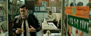 Fares Fares som korrumperad polis i svenska Sundancevinnaren