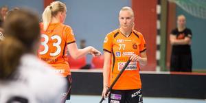 Nyförvärvet Micaela Sjöberg fastställde slutresultatet till 3–1.