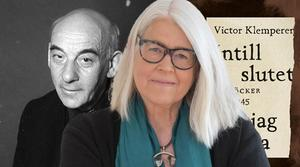 Ulrika Knutson  läser om Victor Klemperers dagböcker.