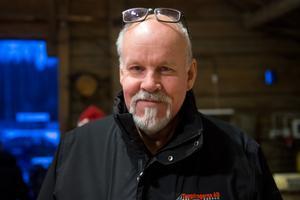 Mats Gagner, 62 år, transportarkitekt, Essvik.