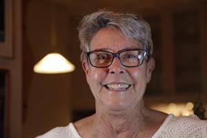 Anne MArie Wästholts släkt har bott i Huskölen i 15 generationer.
