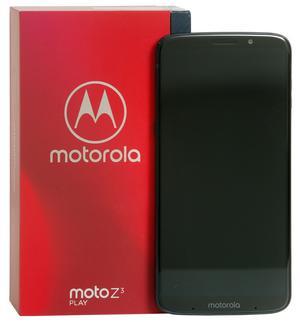 Motorola, Moto Z3 play.