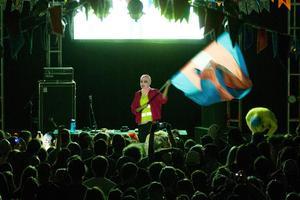 Pussy Riot framträder nu över hela världen. Bild: TT