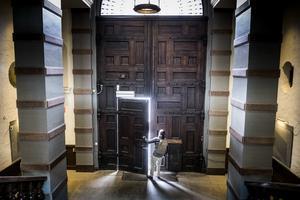 Fler dörrar in till högre utbildning är inte enbart positivt.Foto: Magnus Hjalmarsson Neideman/TT
