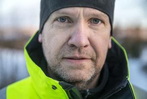 Thomas Björk tar över Västjämtlands sprängtjänst.