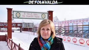 Moras kommunalråd Anna Hed (C).