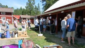 84 personer löste startkort för att delta i söndagens tipspromenad i Gälleberg.