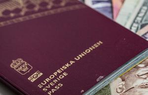 Det tar just nu minst fem veckor innan man får ett nytt pass genom polisstationen i Borlänge.Foto: Helena Landstedt / TT