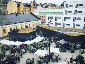 Innergården Slottsgatan. Pressbild: Ki Sandholm / Kulturaktiebolaget