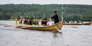 När Vikôrkôlla (bilden) beställdes till Vikarbyn fanns en risk att gamla Grändarn skulle gå ett tråkigt öde till mötes. Nu kan båten istället bli en extra attraktion vid Dalhalla.