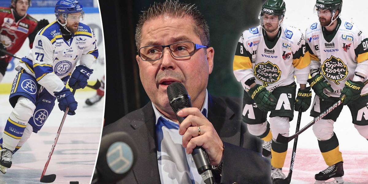 """Efter inställda kvalet – här är förslaget som kan förändra svensk ishockey: """"Plåster på såren"""""""