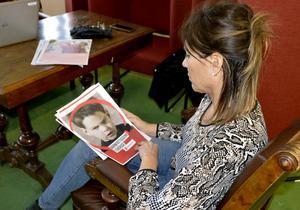 De utsatta barnens villkor berör nya socialnämndsledamoten Kate Almroth i Sundsvall.