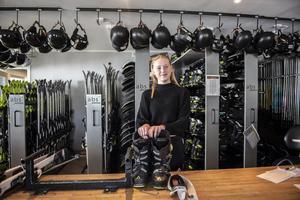 Agnes Åkerlind, 15, Sollefteå.