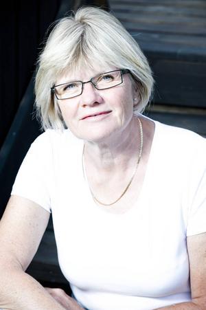 Elisabeh Wallenius, ordförande.