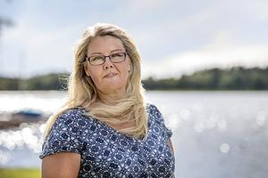 Annika Wallenskog, chefsekonom på SKL, Sveriges kommuner och landsting. Foto: Marcus Ericsson/TT