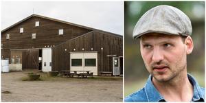 Lucas den Herder på Nibble gård ser både för- och nackdelar med att börja leverera till Arla. Bild: Mathias Jonsson / Urban Brådhe