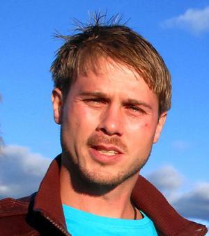 Johan Karlsson, tränare för Hedemora SK.