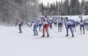 Skidtävlingarna avlöser varandra vid Hurtigtorpet. För några veckor sedan gick Lopspåret och nu till helgen blir det Master-SM som drar igång redan på fredag.