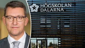 Under torsdagen beslutade regeringen att anställa professor Martin Norsell som ny rektor för Högskolan Dalarna. Han tillträder den 2 maj.