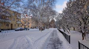 Drottninggatan i Jönköping. Foto: Marianne Eriksson